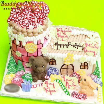 Hình ảnh bánh sinh nhật sóc trăng chất lượng
